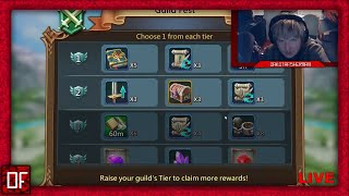 Lords Mobile:Guildfest!