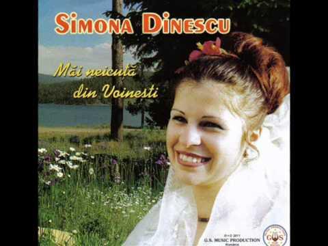 Simona Dinescu - Ce amar ,mare durere