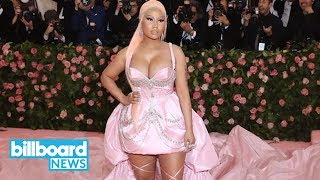 Nicki Minaj Tweets 'Megatron' & Fans Are Losing It Now!   Billboard News