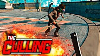 LUCHANDO HASTA EL FINAL PARA GANAR! - The Culling | Zoko
