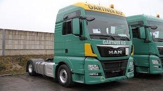 GARTNER KG - MAN TGX 18.440 EURO 6 - LKW-Thorsten