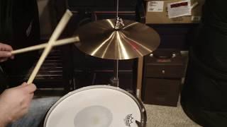 "Paiste 15"" Formula 602 (reissue) Sound Edge hi hats"