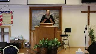 Sunday Service at the Road Angel June 13, 2021
