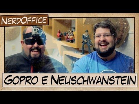Nerdtour Alemanha: GoPro, Honest Trailers e Neuschwanstein | NerdOffice S03E37