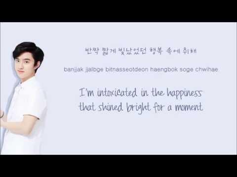 EXOK  Thunder Color Coded HangulRomEng Lyrics