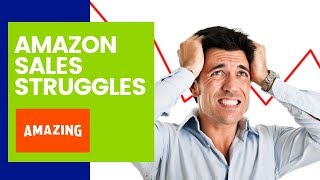 Top 4 Reasons You're Struggling To Get Sustainable Sales On Amazon