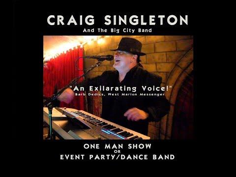 Craig Singleton - Live Music Demo with Bio and Reviews - FL NY