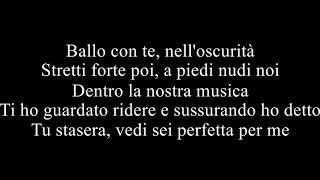 Ed Sheeran - Perfect Symphony (with Andrea Bocelli) Lyric