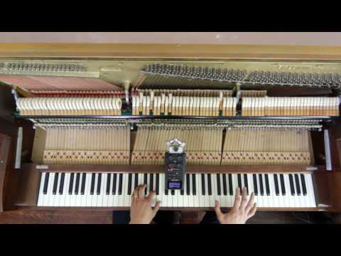Elliott Smith - Waltz #2 (piano)