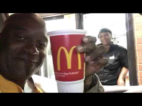 Pamela At Mc Donald's Fayetteville, GA Gave Me A Coke For Free