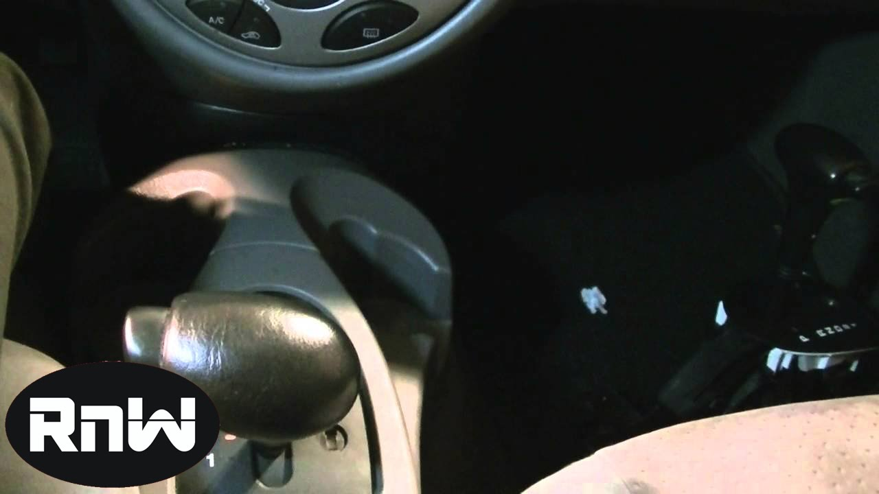 Automatic Shifter Assembly Replacement Procedure  YouTube