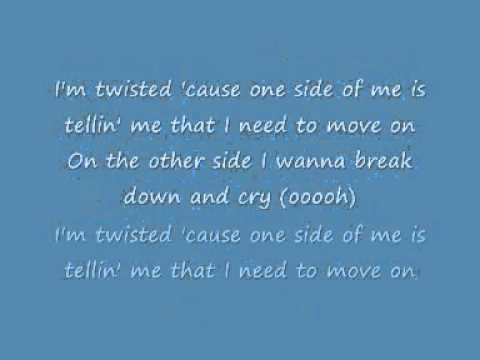 Usher- Burn with Lyrics
