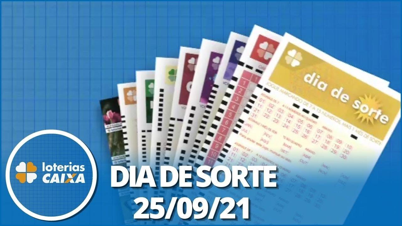 Download Resultado do Dia de Sorte - Concurso nº 511 - 25/09/2021