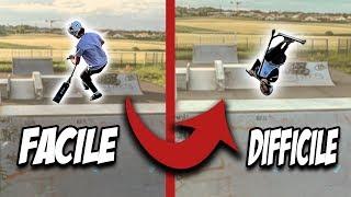 D'UNE FIGURE/TRICK FACILE AU PLUS DIFFICILE | GAME OF ADD ON
