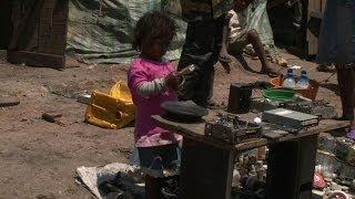 A Madagascar, 92% de la population vit dans la pauvreté