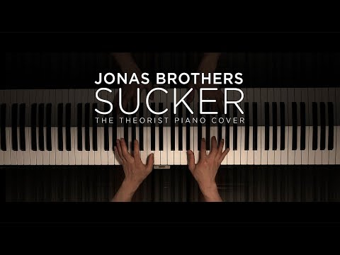 Jonas Brothers - Sucker  The Theorist Piano Cover