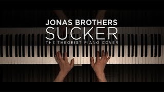 Jonas Brothers - Sucker | The Theorist Piano Cover