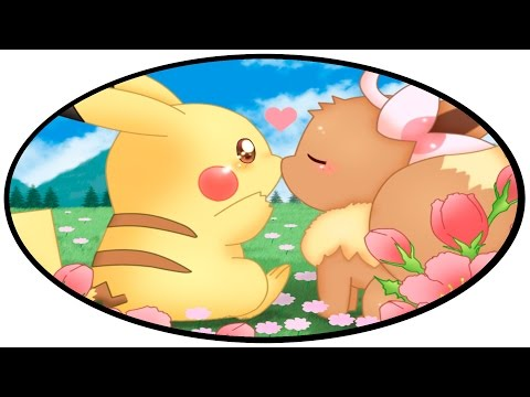 Pikachu x Eevee AMV~ Replay