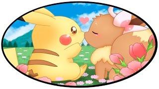 Repeat youtube video Pikachu x Eevee AMV~ Replay