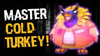 Master Cold Turkey - Easier Than Expected! | Angry Birds Evolution
