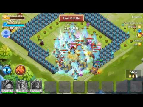 Castle Clash 5/8 Revive + More