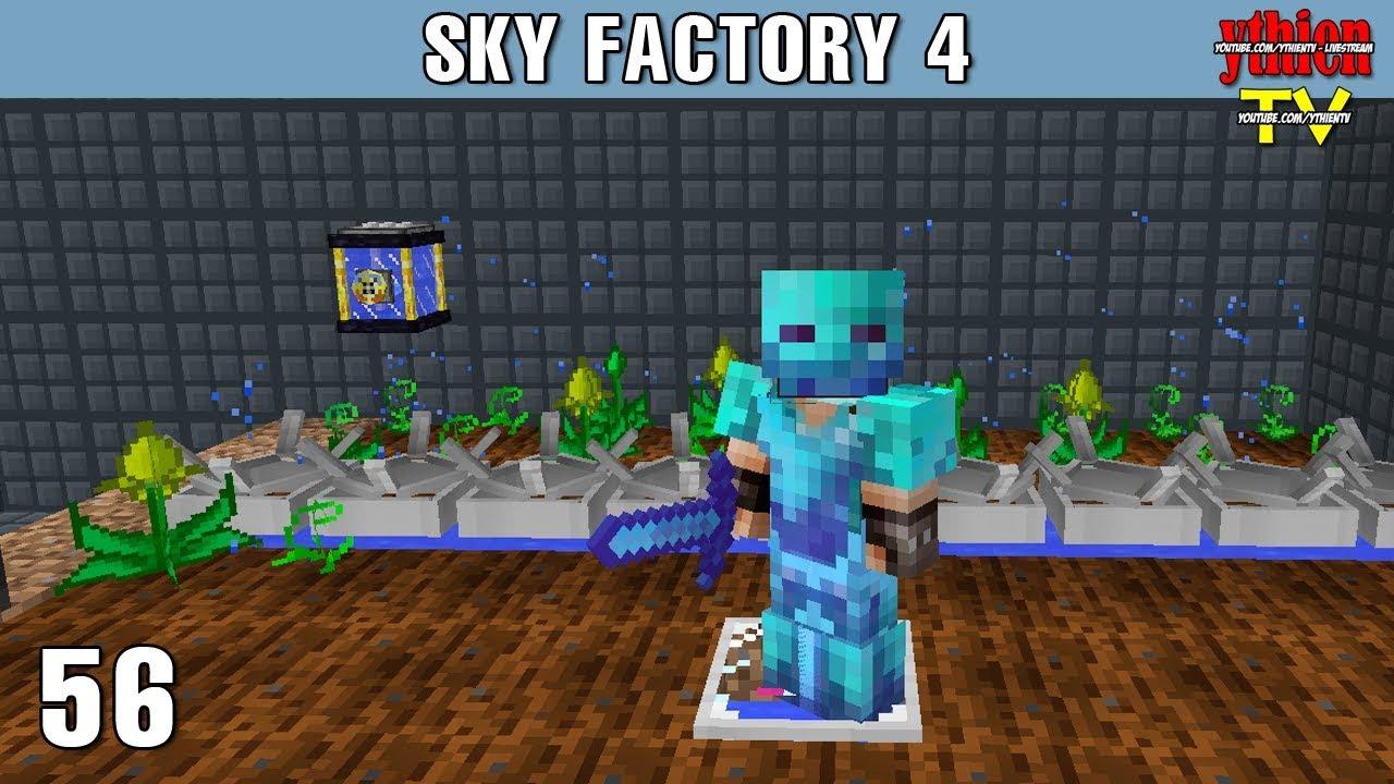 Sky factory 12 salmon