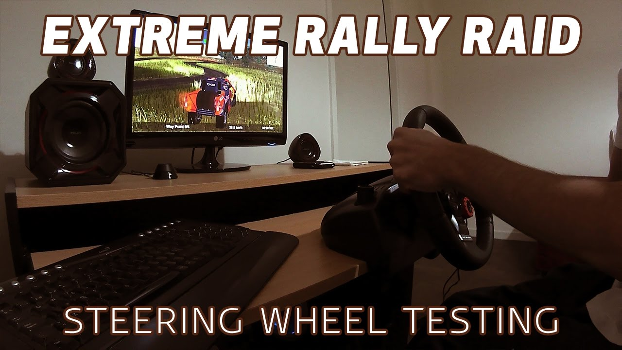 DOWNLOAD DRIVERS: ACME EXTREME RALLY RACING WHEEL