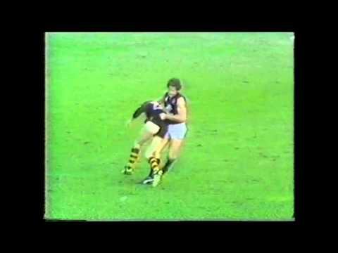 Kevin Bartlett Being Cheeky Round 8 1980