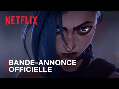 Arcane | Bande-annonce officielle VF | Netflix France