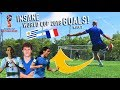 RECREATING WORLD CUP 2018 GOALS! Pavard, Di Maria & more!