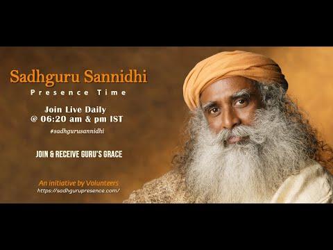 Sadhguru Sannidhi Tamil | Join Live at 6:10 PM | September 24 #sadhgurusannidhi