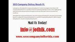 SEO Company Delray Beach FL
