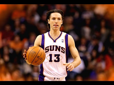 Steve Nash - The Great Point Guard (Career Mix)