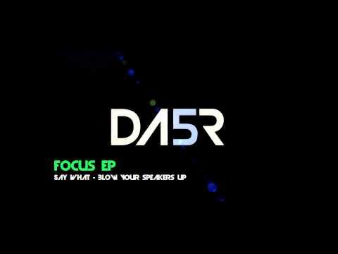DA5R - FOCUS EP [OUT NOW BEATPORT/ Complex Drop Records]