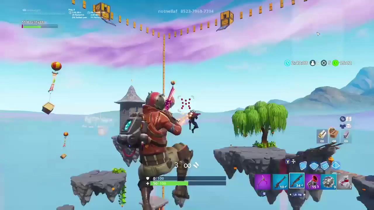 Sky Snipes V2 Fortnite