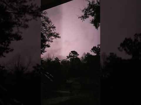 Tornado Chasing Macon Ga November 7, 2018