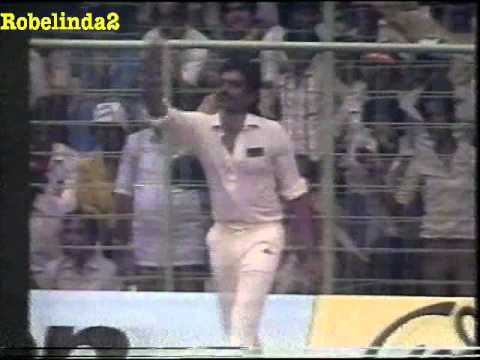 *1987* MATCH 3 INDIA v AUSTRALIA 1987 WORLD CUP