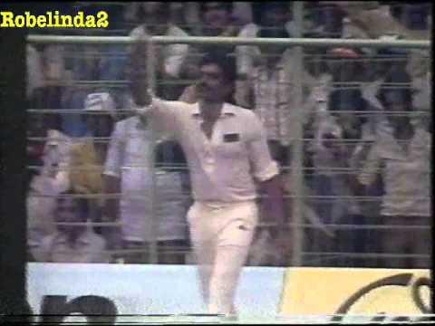 *1987* MATCH 3 INDIA v AUSTRALIA 1987 WORLD CUP