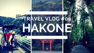 JAPAN HAKONE TRIP WITH KIDS