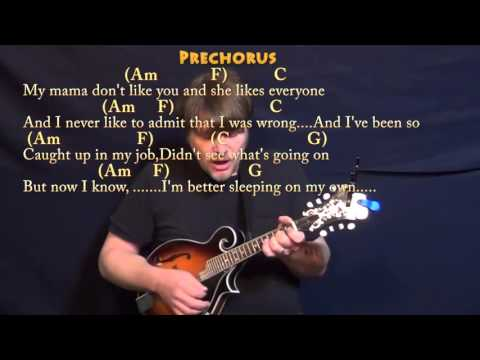 Mandolin mandolin chords and lyrics : Love Yourself (Justin Bieber) Mandolin Cover Lesson in C with ...