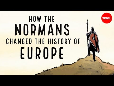 How the Normans changed the history of Europe - Mark Robinso