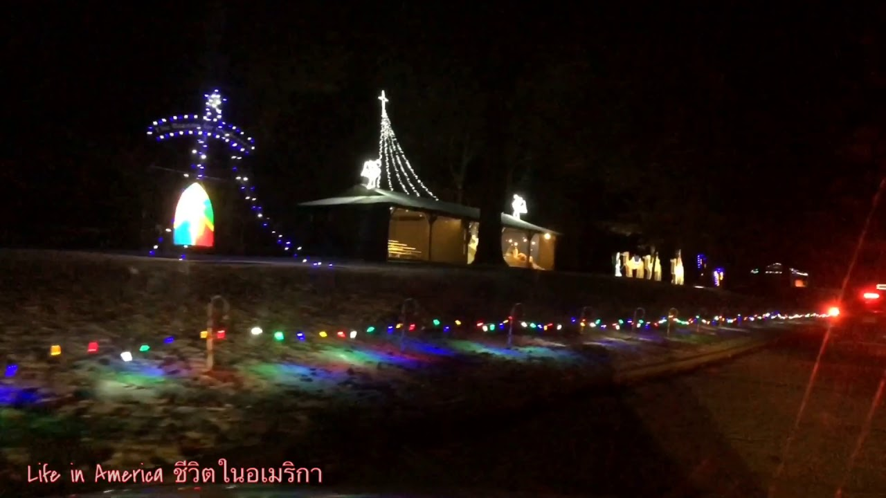 Krug Park St Joseph Mo Christmas Lights 2021