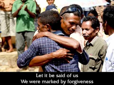 Maranatha Singers - Let It Be Said Of Us