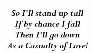 Jessie J - Casualty Of Love Lyrics