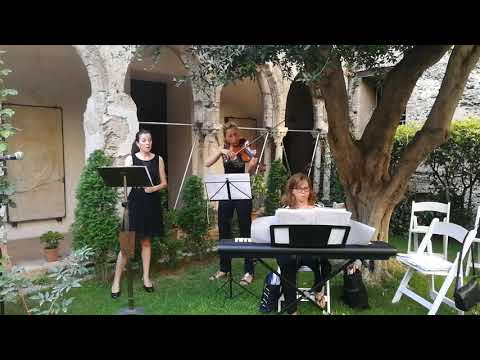 "Le Dolci Note  ""Wedding Music Sicily"""