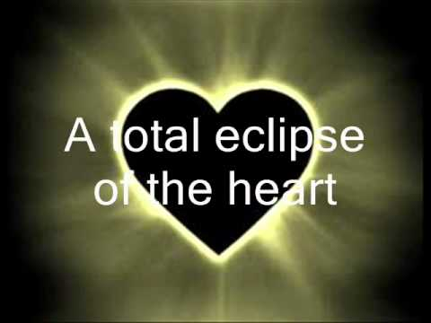 Lyrics for Total Eclipse Of The Heart by Bonnie Tyler ...