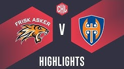 Highlights: Frisk Asker vs. Tappara Tampere