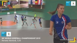 Renata Havlová, CZE #Highlights #WKC2019