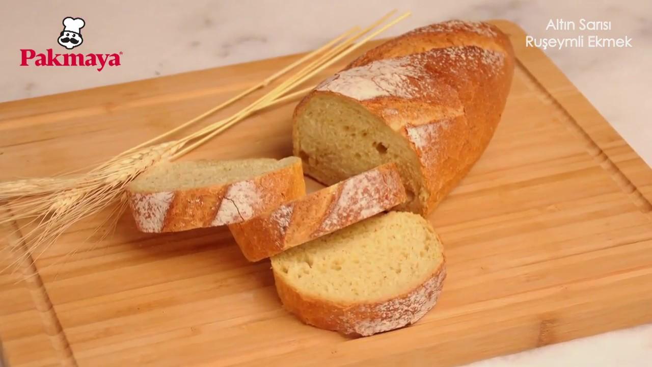 Sarı Buğday Ekmeği Nasıl Yapılır Youtube