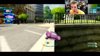 Cars 2 - Walkthrough - Clearance 5.3 - Battle Race
